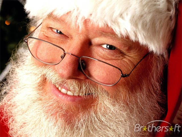 Santa Claus Is Dead?
