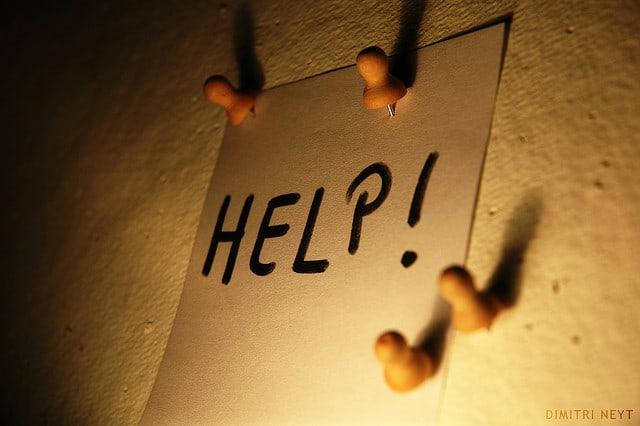 A Little Help?