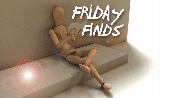 Friday Finds 2/24/12