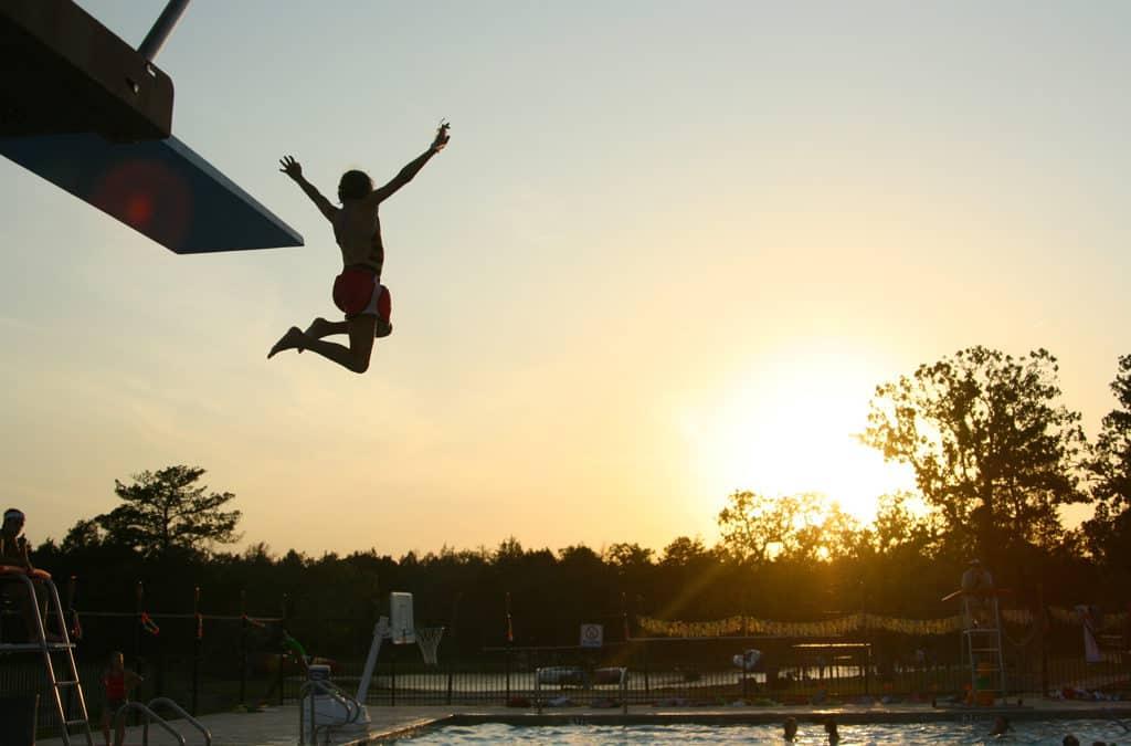 Summer Camp Makes Kids Tough